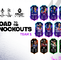 Tim Pertama FIFA 22 Ultimate Team Road To The Knockout Resmi Dirlis