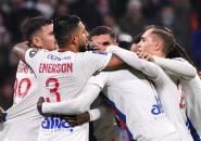 Kalahkan Monaco, Lyon Naik ke Peringkat 5 Klasemen
