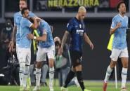 Pecundangi Inter, Sarri Bahas Gol Kontroversial Lazio