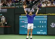 Kehilangan Sepatu Tak Hentikan Cameron Norrie Jadi Juara Di Indian Wells