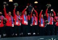 Rekor Tim Thomas Indonesia: 20 Kali Final 14 Gelar Juara