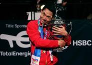 Jonatan Christie Tolak Disebut Pahlawan: Ini Kemenangan Tim Indonesia
