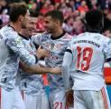 Liga Champions 2021/2022: Prediksi Line-up Benfica vs Bayern Munich