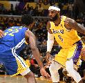 Melempem di Paruh Kedua, Los Angeles Lakers Tumbang Dari Warriors