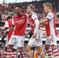 Premier League 2021/2022: Prediksi Line-up Arsenal vs Aston Villa