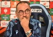 Sarri Curhat Kesulitan Bermain di Liga Europa Musim Ini