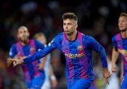 Tentukan Kemenangan Barcelona, Gerard Pique Catat Sejarah di Liga Champions