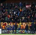 Dibantai Bodo, Pellegrini Minta Maaf ke Suporter AS Roma