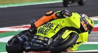 Luca Marini Petik Banyak Hal Positif Dari GP Emilia Romagna