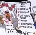 Polisi Inggris Tidak Akan Ambil Tindakan Soal Spanduk Fans Crystal Palace