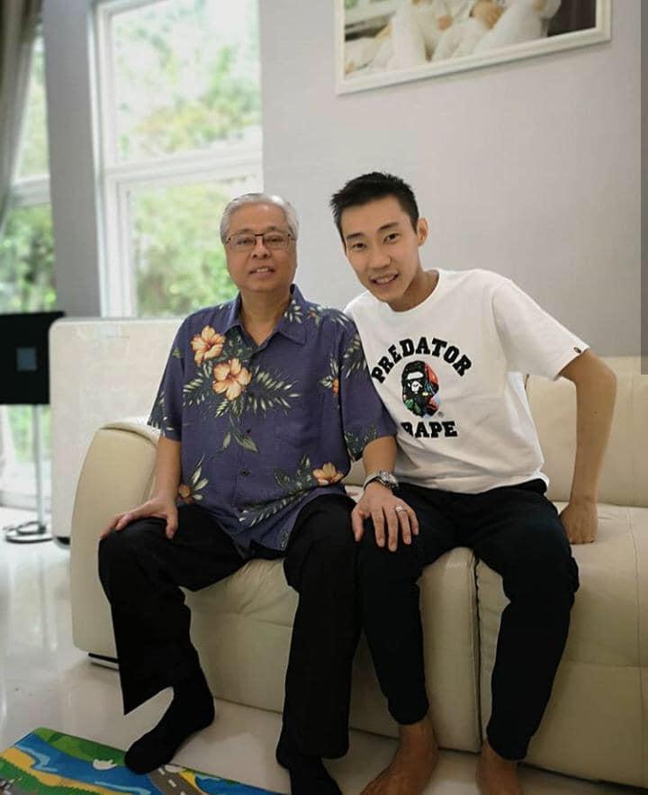 Usai Perawatan Kanker Hidung, 5 Foto Terbaru Lee Chong Wei ...